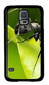 cassette Samsung Galaxy S5 cover Black Ant PC Black Custom Samsung Galaxy S5 Case Cover