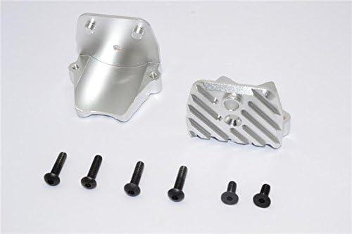 - 1 Set Silver G.P.M Traxxas X-Maxx 4X4 Aluminum Motor Heatsink Mount for X-Maxx 6S // 8S