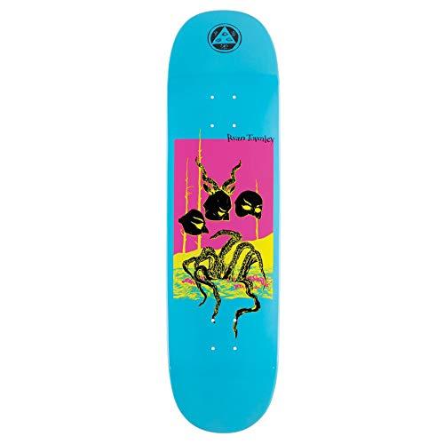 船尾囲まれたリンスWELCOME 仮面舞踏会 ライアン?タウンリー プロモデル 8.5インチ エンラ スケートボードデッキ 8.5インチ マルチカラー