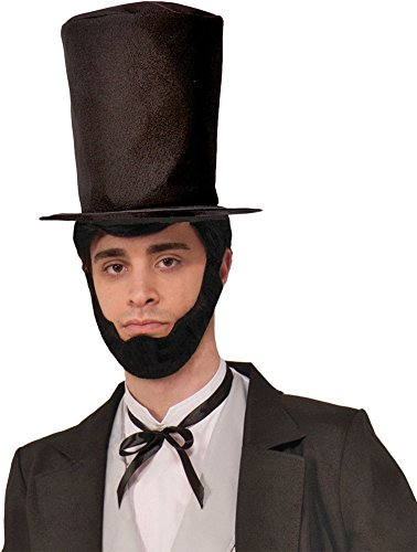 Forum Novelties Abraham Lincoln Beard