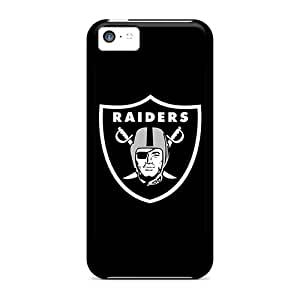 Ideal Atwdfshi5657 Cases Covers For Iphone 5c(oakland Raiders 2), Protective Stylish Cases