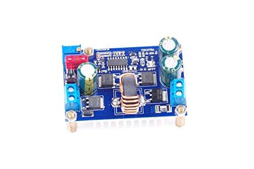 KNACRO DC-DC 5A 60W Automatic Boost Buck Converter Module 60W Constant Voltage/Current Car Voltage Regulator DC 5V 9V 12V 24V (5-32V) to 3V 5V 9V 12V 18V ()