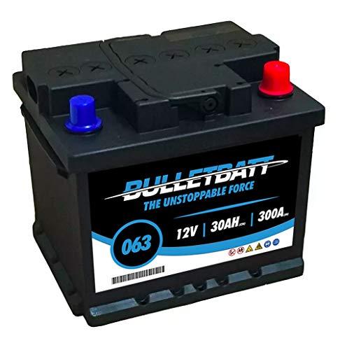063 BulletBatt Car Battery 12V: