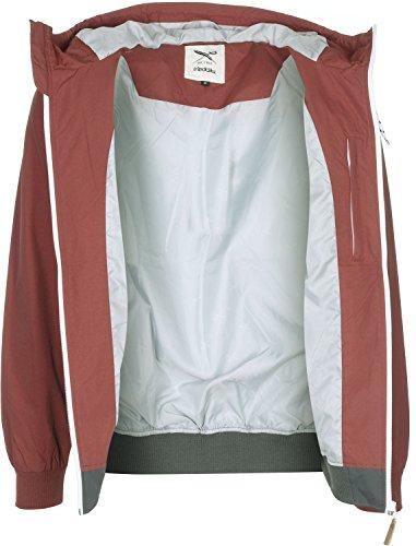 Anthracite Auf Deck Vinaccia Jacket Rosso Iriedaily Grigio Red t8Uwvt6q