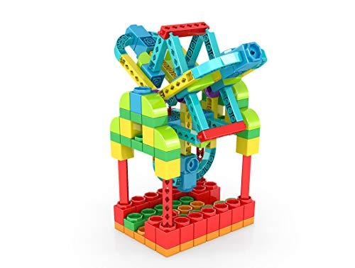 Engine Qboidz 20 in 1 Set Multi Models Building Kit