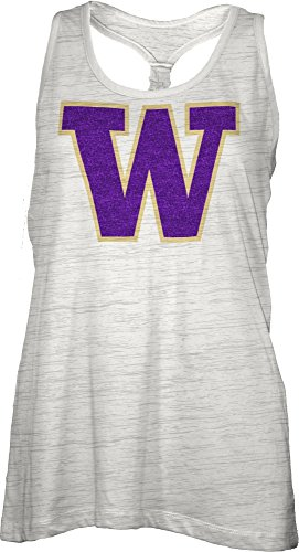 NCAA Washington Huskies Bernice Tank Top, Medium