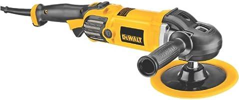"""Dewalt P849X 7/""""//9/"""" Electronic Polisher with Soft Start"""