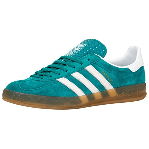 Adidas Gazelle Indoor Equipment Green/Run White 12uk