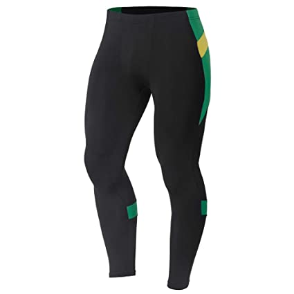 cee5d47513 SUPERBODY Men's Compression Cool Dry Sports Tights Pants Running  Leggings_Black_M