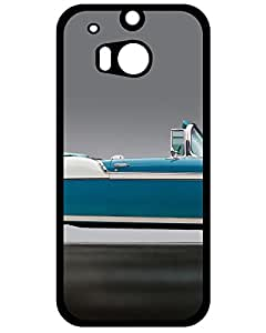 Christmas Gifts Tpu Fashionable Design - Chevrolet Bel Air Htc One M8 phone Case 5884323ZH829664355M8 John B. Bogart's Shop
