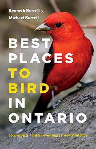 Pdf Travel Best Places to Bird in Ontario