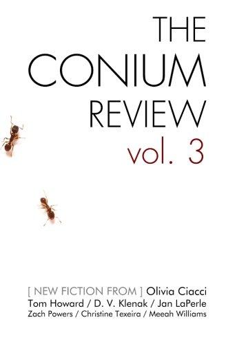 The Conium Review: Volume 3