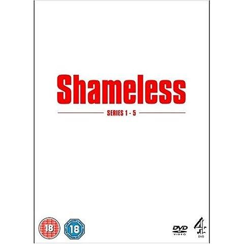 Shameless - Complete Series 1-5 [Region 2 Import - Non USA Format] (Shameless Complete Series Dvd)