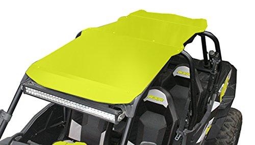 Aluminum Roof Polaris RZR 900/1000 4 Seats (Lime Squeeze)