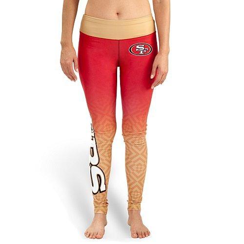 FOCO NFL Gradient Leggings