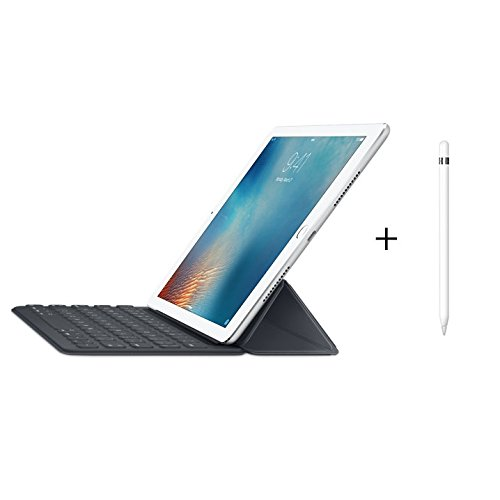 Smart Keyboard for the 10.5'' iPad Pro and Apple Pencil Bundle by Apple (Image #3)