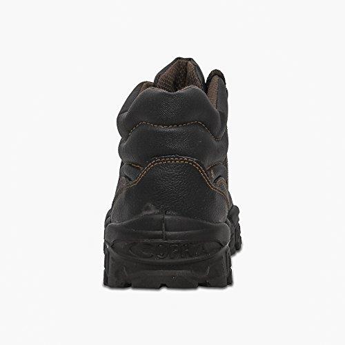 Cofra NT020-000.W43 New Reno S3 SRC Chaussures de sécurité Taille 43 Noir