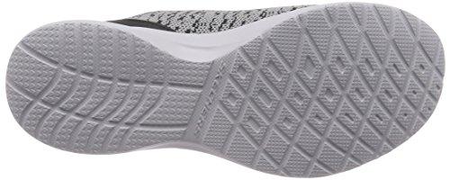 Deportivo Para Deportivo Fleetly Gris Calzado Gris Skechers Marca Modelo Mujer Gris Dynamight Calzado Para Mujer Color EqA51p