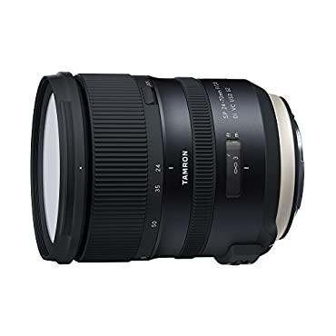 Tamron SP 24-70mm f/2.8 Di VC USD G2 Lens for Canon EF (AFA032C-700)