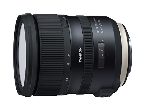 Price comparison product image TAMRON SP24-70mm F2.8 Di VC USD G2 A032E for Canon(International Version - No Warranty)
