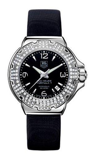 Amazon.com: TAG Heuer Womens WAC1214.BC0839 Formula 1 Maria Sharapova Diamond Watch: Tag Heuer: Watches