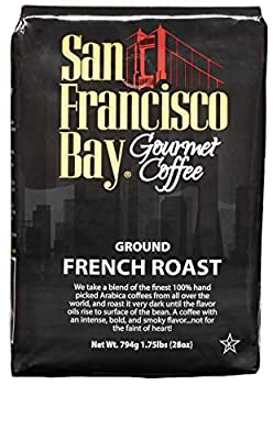 San Francisco Bay Coffee, 28 Ounce, Ground Coffee from SAN FRANCISCO BAY