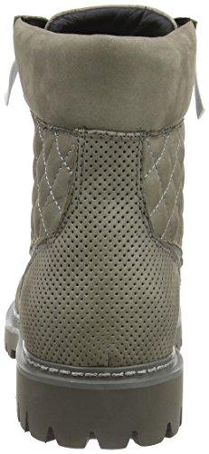 Black Kaviar Kruste, Sneaker Basse Uomo Grigio (Grey)