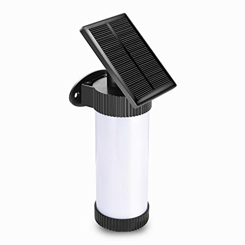 LED Solar Path Torch Dancing Flame Light Flickering Garden Outdoor Lamp