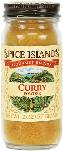 Spice Islands Curry Powder, 2-Ounce (Pack of 3)