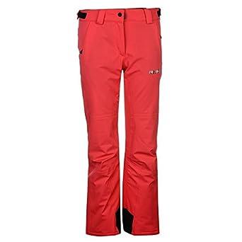 Nevica Womens Whistler Ski Pants Waterproof Winter Snow Sport Salopettes  Bottoms Fuchsia 10 (S)  Amazon.co.uk  Clothing bbdec5502