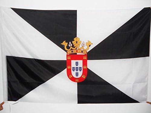 AZ FLAG Bandera de Ceuta 150x90cm para Palo - Bandera ESPAÑOLA ...
