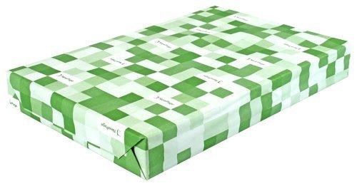 Futura Laser Gloss 17 x 11-Inch, 80 lb text, 96-Brightness, White Glossy Paper (500 Sheets per Ream)
