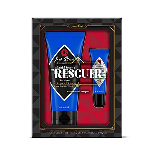 JACK BLACK - The Rescuer Set - Industrial Strength Hand Heal