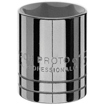 Stanley J5448H Proto 6 Point 1/2-Inch Drive Socket, 1-1/2-Inch Stanley Proto J5448H 6 Point 1/2 Drive Socket 1-1/2