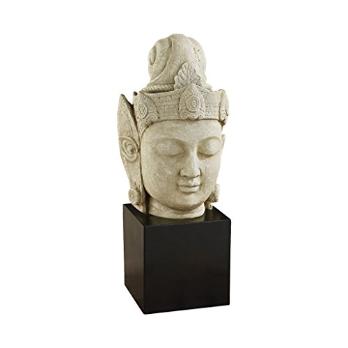 Design Toscano The Asian Goddess Yuan-Yin Sculptural Bust