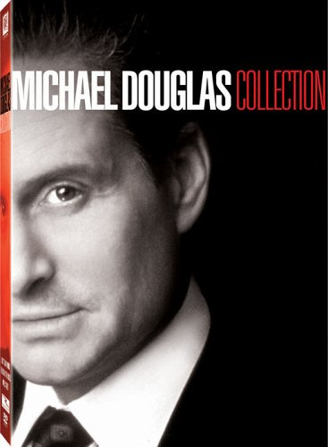 Michael Douglas Collection (Wall Street / The War of the Roses / Don't Say A Word)