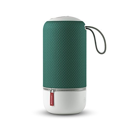Libratone Zipp Mini Wifi Bluetooth Smart Speaker, 360° Loud Stereo Sound with Dual Mic Build-in, Deep Bass, 12 Hour Playtime, Airplay2 and Spotify connect, Work with Alexa(Deep Lagoon) (Bose Soundlink 3 Vs Beats Pill Xl)