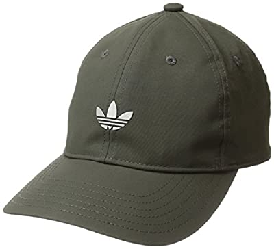 adidas Men's Originals Relaxed Modern Ii Strapback Cap by Agron Hats & Accessories
