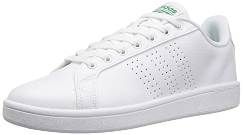 Mens White Casual Shoes - 7