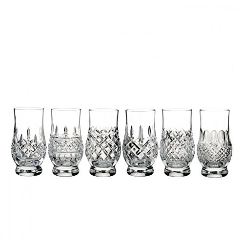 (Waterford Lismore Connoisseur Heritage Footed Tasting Tumbler, Set/ 6)