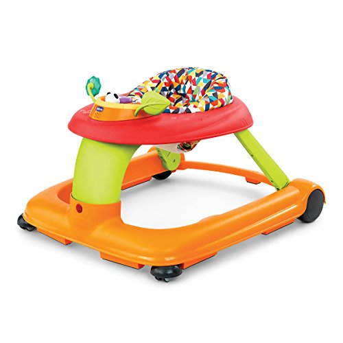 Cheap Chicco 123 Activity Walker, Orange