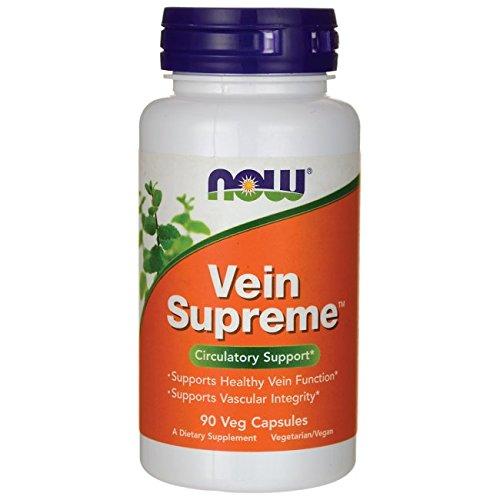 NOW Foods Vein Supreme Caps
