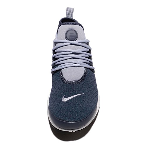 Nike Womens W Air Presto, Gletsjergrijs / Donderblauw, 10 M Us