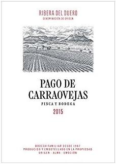 CAJA DE 6 BOTELLAS PAGO DE CARRAOVEJAS 2015: Amazon.es: Alimentación y bebidas