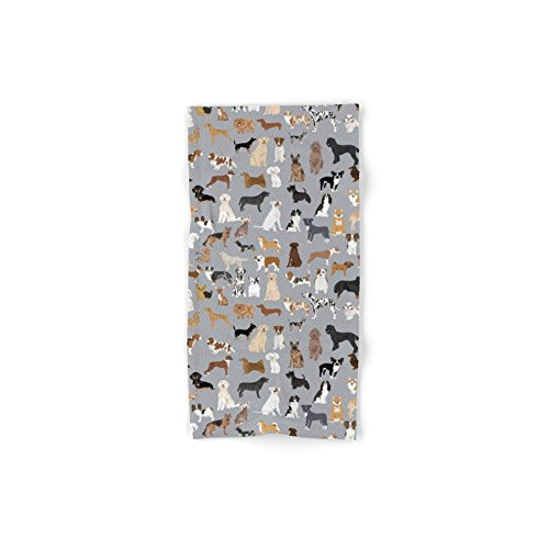 Dog Breed Hand Towels - 2
