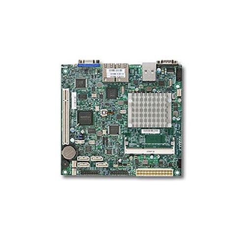 Supermicro Atom S1260/Intel Centerton/DDR3/SATA3/V&2GbE/Mini