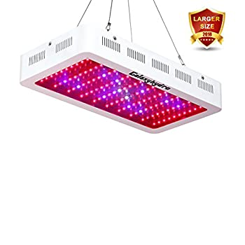 Galaxyhydro 300w LED Grow Light Full Spectrum