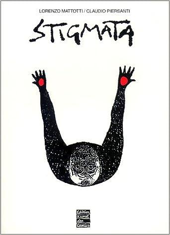 Stigmata Comic-Kunst von Lorenzo Mattotti
