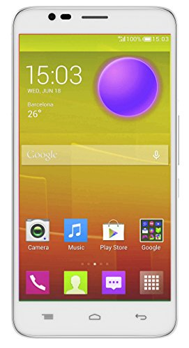 Winmax XC11 3G 5 Android Phone in WhiteGold Colour