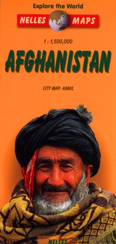 Afghanistan Map (Nelles Maps)...